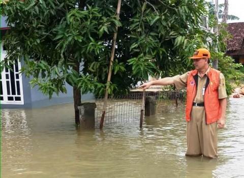 Banjir di Pati Mulai Surut