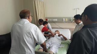 Pemeriksaan Kesehatan Ba'asyir Dikawal Ketat
