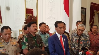Usia Pensiun Anggota TNI Diperpanjang