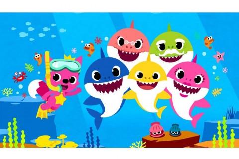 Baby Shark, Lagu Populer Tanpa Royalti
