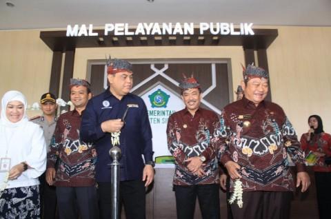 Sidoarjo Punya Mal Pelayanan Publik ke-13 di Indonesia