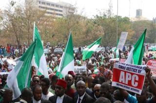 Asosiasi Pengacara Boikot Semua Pengadilan di Nigeria