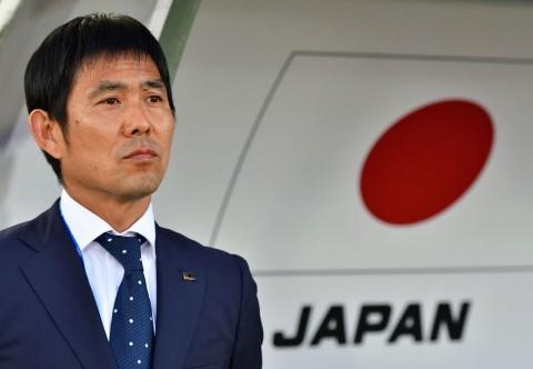 Pelatih Jepang Puji Semangat Juang Tim Samurai Biru
