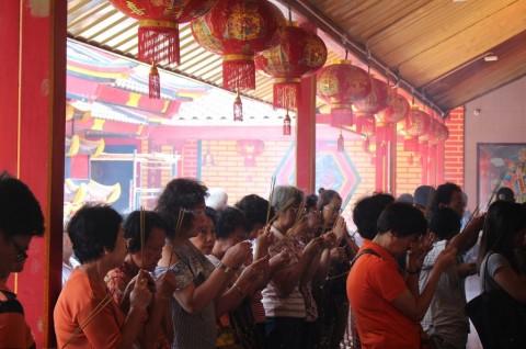 Warga Keturunan Tionghoa Bersiap Sambut Imlek