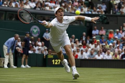 Cedera Pinggul, Andy Murray Kemungkinan Berhenti dari Tenis