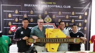 Bhayangkara FC Siap Jajal Kekuatan Timnas U-22