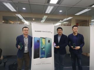 Melihat Huawei Berbenah untuk Pasar Ponsel Indonesia