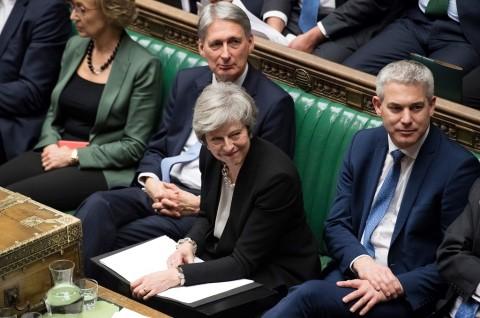PM Inggris Akan Negosiasikan Ulang Perjanjian Brexit