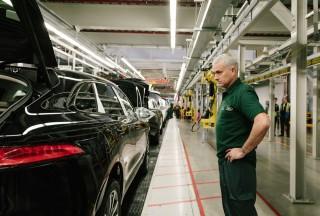 Jaguar Land Rover Tutup Pabrik Sepekan