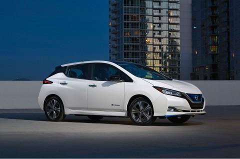 Nissan Leaf e+ Kini Sanggup Berjalan Hingga 362 KM