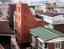 Rumah 'Langsing' di Seoul yang Padat