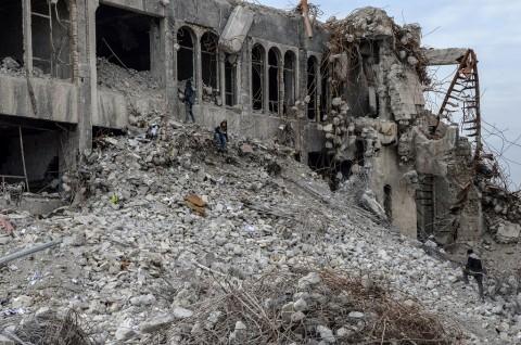 Inggris Donasikan Rp610 Miliar untuk Korban ISIS di Irak