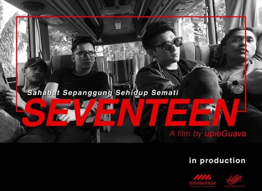 Film Dokumenter Seventeen (Foto: instagram Ivan Seventeen)