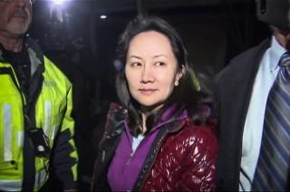 AS Layangkan Permohonan Resmi Ekstradisi Eksekutif Huawei