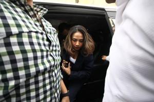 Vanessa Angel Resmi Ditahan Polda Jatim