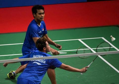 Tontowi Ahmad Ingatkan Atlet Prioritas Jangan Berlatih Sembarangan