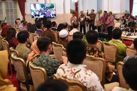 Jokowi Perintahkan Menteri Susi Percepat Izin Perikanan