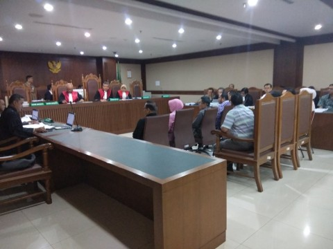 Legislator Kalteng Sempat Terima Uang dari PT Binasawit