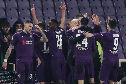 Fiorentina Singkirkan AS Roma dan Lolos ke Semifinal Coppa Italia