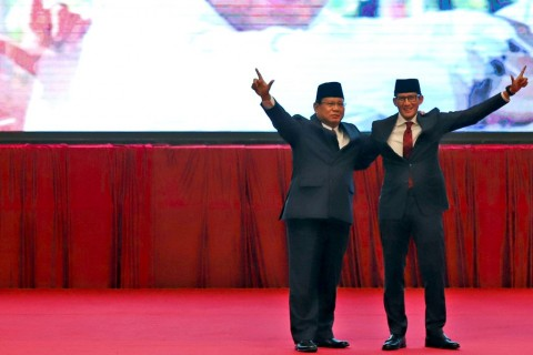 Kubu Prabowo Menilai Skema Utang SBN Perlu Dievaluasi