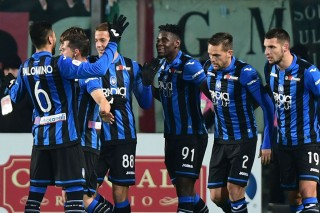 Juventus Menyerah dari Atalanta