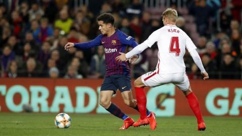 <i>Comeback</i> Manis Barcelona Singkirkan Sevilla