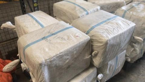 Penyeludupan 1,5 Ton Ganja Pesanan Napi Dibongkar BNN