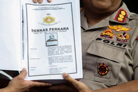 Polisi Beri Pengamanan saat Penyerahan Ratna Sarumpaet