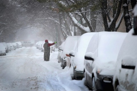 Cuaca Ekstrem, KJRI Chicago Minta WNI Tak Keluar Rumah