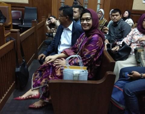 Karen Agustiawan Berharap Keadilan