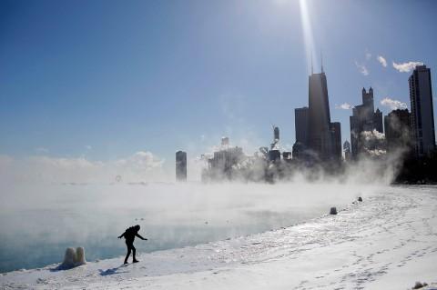 Cuaca Dingin Ekstrem Tewaskan 7 orang