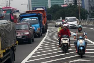 Wacana Motor Masuk Tol Tak Cocok di Ibu Kota