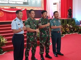Panglima TNI Ingin Perwira Nonjob Masuk Kementerian