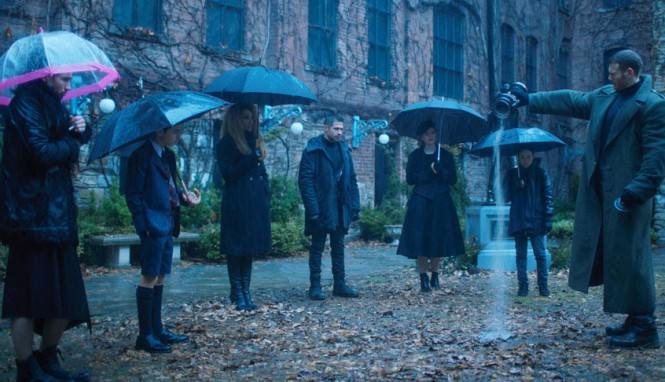 The Umbrella Academy (Foto: netflix)