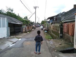 Banjir Makassar Mulai Surut
