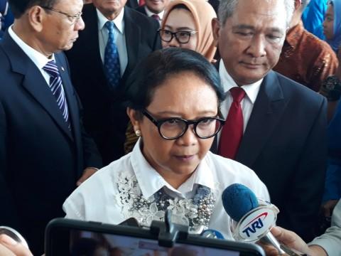 Menlu: Indonesia Tak akan Mundur Jaga Kedaulatan Papua