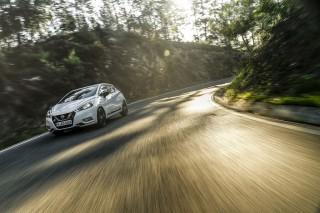 Nissan March N-Sport, Dibekali Mesin Kecil Plus Turbo
