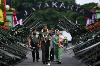 Mayjen TNI Eko Margiono Resmi Jabat Pangdam Jaya