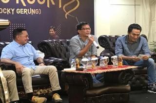 Rocky Gerung 'Pilih' Makassar ketimbang Polda Metro Jaya