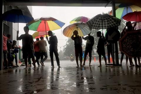 Februari, Curah Hujan Jakarta Diprediksi Tinggi