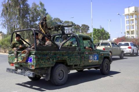 Arab Saudi Desak PBB untuk Tekan Houthi