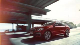 Lini SUV BMW Bakal Ketambahan X4