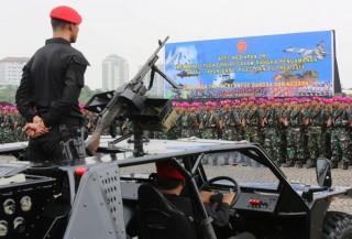 Kapasitas Birokrasi TNI Mumpuni