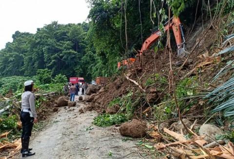 Sejumlah Wilayah Sulawesi Utara Dilanda Banjir dan Longsor