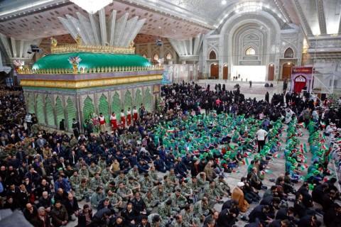 Iran Rayakan 40 Tahun Revolusi, Kenang Khomeini