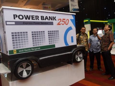 <i>Power Bank</i> PLN Jadi Alternatif Sumber Energi Listrik