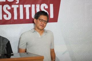 Pernyataan Rocky Gerung soal Ateis Dibolehkan Pancasila Berbahaya