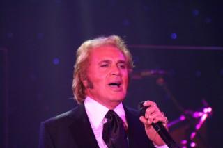 Penyanyi Lawas Inggris Engelbert Humperdinck Antusias Konser di Indonesia