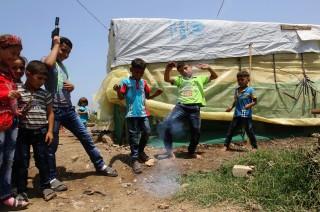 29 Anak di Suriah Meninggal akibat Malnutrisi dan Hipotermia