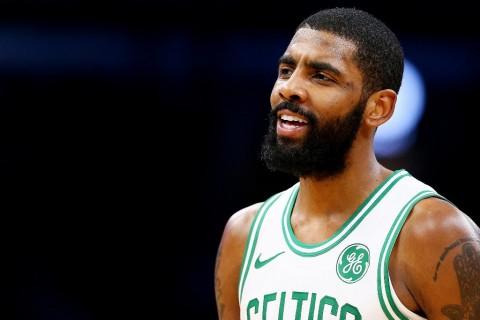 Irving Gemilang, Celtics Tundukkan Knicks